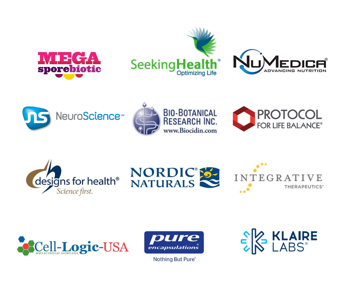our professional supplement brands list