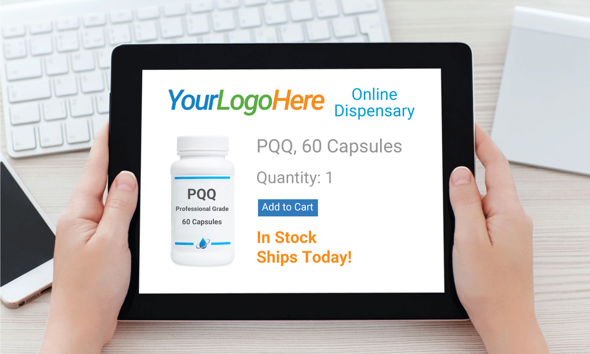 The Doctor's Supplement Store online interface preview
