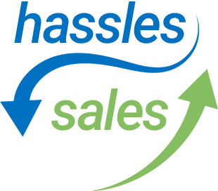 sales go up, hassles go down